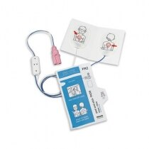 Image of the Philips HeartStart FR2 & FR2+ Paediatric Defibrillator Pads