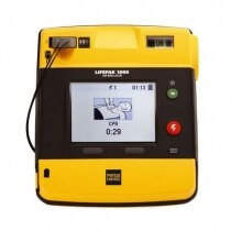 Image of the Physio-Control Lifepak 1000 Defibrillator Unit - Semi-Automatic