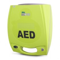 Image of the Zoll AED Plus Defibrillator Unit - Fully Automatic