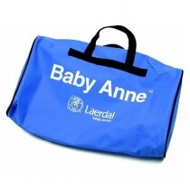 Image of the Laerdal Baby Anne CPR Training Mannequin Soft Pack Carry Case