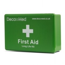 Image of the DecaMed 10 Year First Aid Kit