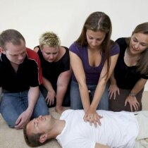 Image of the First Response Training On-Site First Aid Courses
