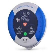 Image of the HeartSine Samaritan PAD 350P Defibrillator Unit - Semi-Automatic