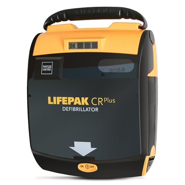 Physio-Control Lifepak CR Plus defibrillator