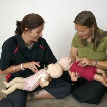 Image of the First Response Training On-Site Paediatric First Aid Training