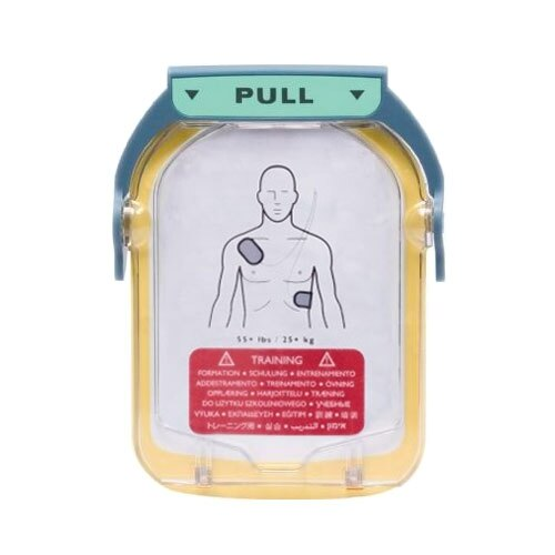 Philips HeartStart HS1 Defibrillator Adult Training Pads Cartridge