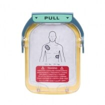 Image of the Philips HeartStart HS1 Defibrillator Adult Training Pads Cartridge