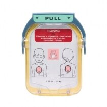 Image of the Philips HeartStart HS1 Defibrillator Infant/Child Training Pads Cartridge