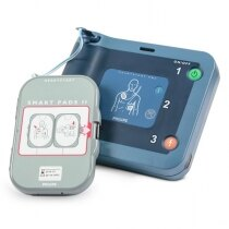 Image of the Philips HeartStart FRx Defibrillator Unit - Semi-Automatic