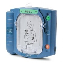 Image of the Philips HeartStart HS1 Defibrillator Unit with Carry Case - Semi-Automatic