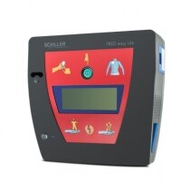 Image of the Schiller FRED Easy Life Defibrillator Unit - Fully Automatic
