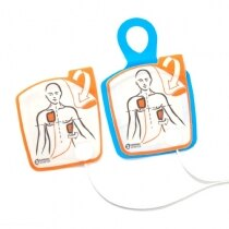 Image of the Cardiac Science Powerheart G5 Defibrillator Adult Training Pads