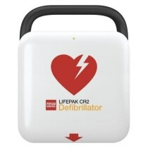 Image of the Lifepak CR2 USB Defibrillator Unit - Fully Automatic
