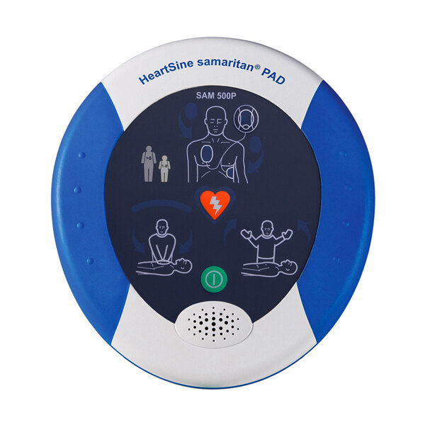 Image of the HeartSine Samaritan PAD 500P Defibrillator Unit - Semi-Automatic