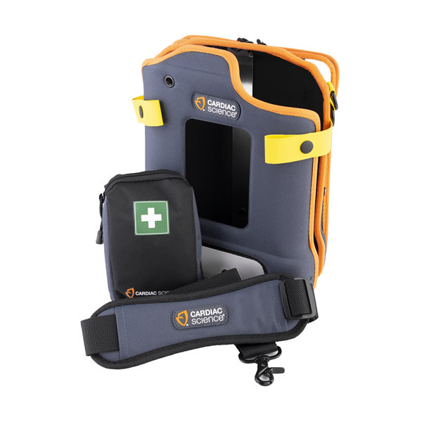 Image of the Cardiac Science Powerheart G5 Defibrillator Premium Carry Case