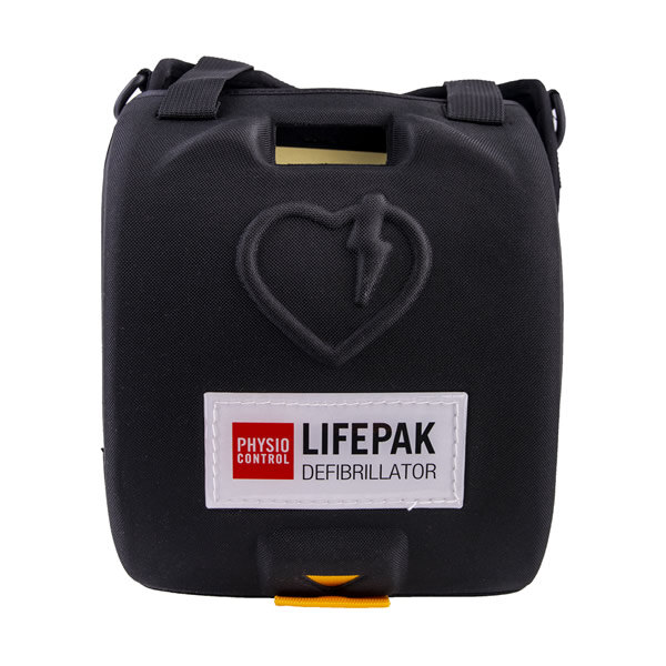 Image of the Physio-Control Lifepak CR Plus Defibrillator Soft Shell Carry Case