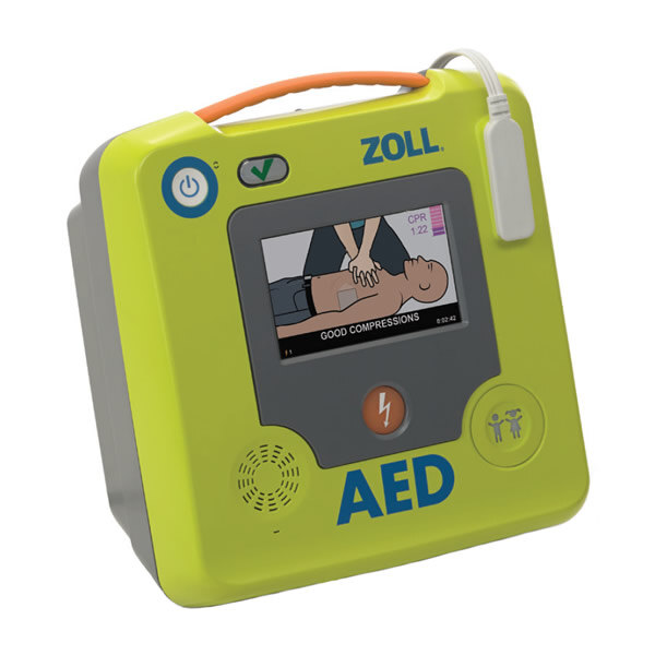 Image of the Zoll AED 3 Defibrillator Unit - Fully Automatic