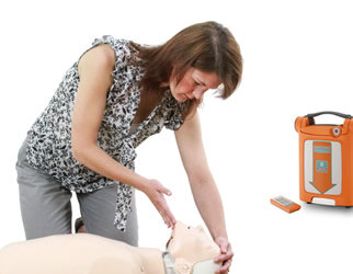 On-Site First Aid and Defibrillator Training Courses